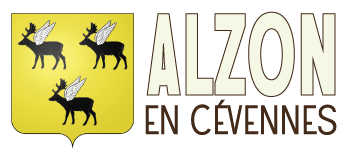 Mairie d'Alzon Logo
